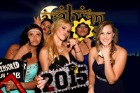 Arabain Nights Beaumont Prom 2015